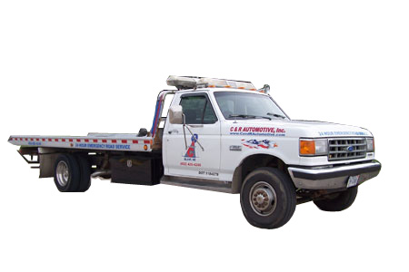 tow truck one